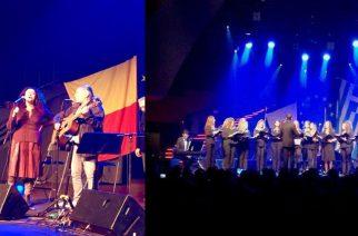 Τραγούδησαν και οι Βρυξέλλες για οικονομική ενίσχυση της Σαμοθράκης (video+φωτό)
