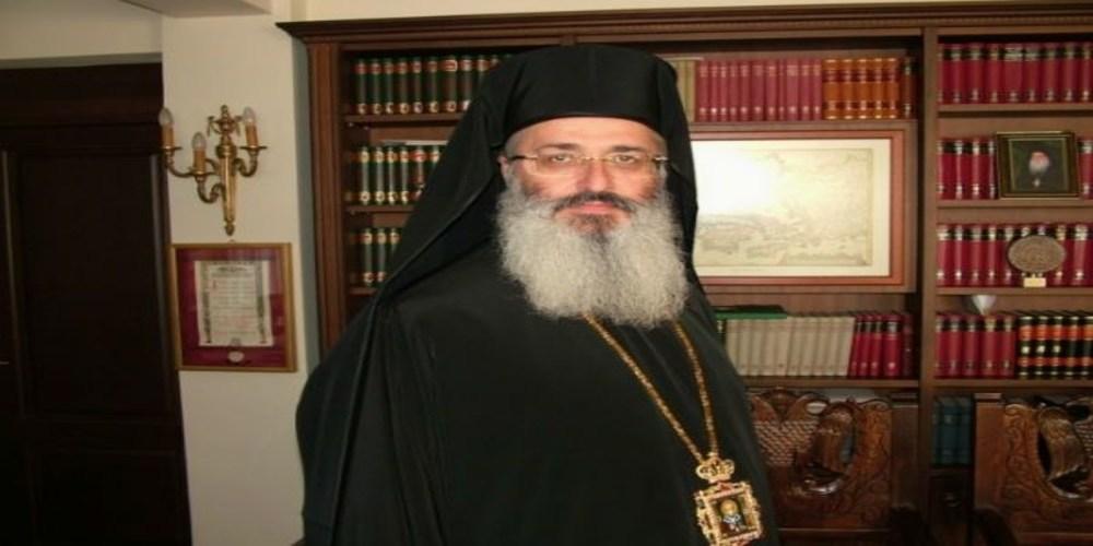 Μητροπολίτης Αλεξανδρουπόλεως Άνθιμος: Που ήταν η νεολαία του ΣΥΡΙΖΑ;