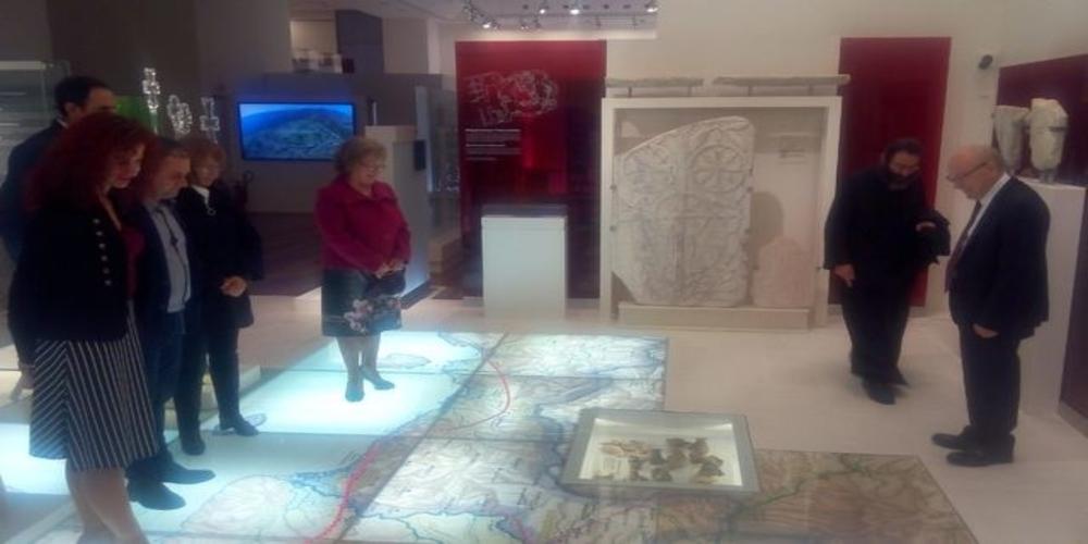 Επίσκεψη Βουλγάρας Δημάρχου του Καζανλάκ στο Διδυμότειχο