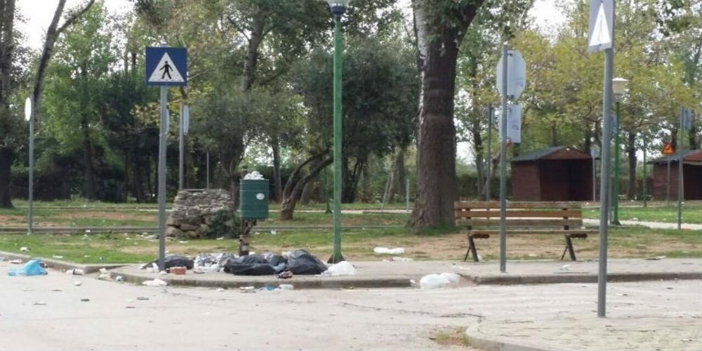 Αλεξανδρούπολη: Πρόταση για διαδραστικό πάρκο κυκλοφοριακής αγωγής στο Οικοπάρκο Αλτιναλμάζη