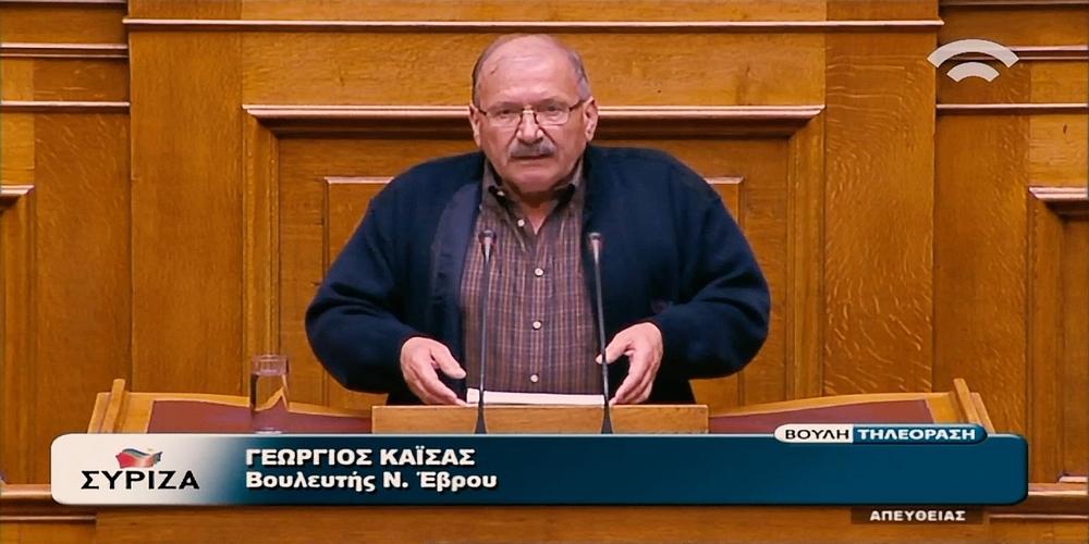 Καίσας: Οι υπουργοί έρχονται σε Θράκη και Έβρο για να δώσουν λύσεις
