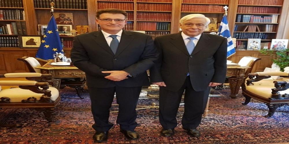 Συνάντηση Αντιπεριφερειάρχη Δημήτρη Πέτροβιτς με τον Πρόεδρο της Δημοκρατίας. Τι συζήτησαν