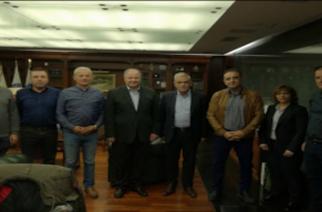 Ενημέρωσαν τον Υπουργό Νίκο Τόσκα για προβλήματα και ελλείψεις των αστυνομικών Ορεστιάδος