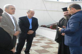 """Αλεξανδρούπολη: Επίσκεψη Προέδρου του ΚΑΠΕ σε Εκκλησιαστικό Ίδρυμα """"Άγιος Κυπριανός"""" και Παιδικό Σταθμό"""