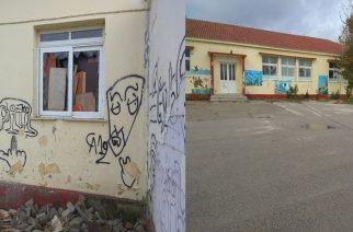 Παρατημένο καταστρέφεται το παλιό Δημοτικό σχολείο Απαλού (φωτορεπορτάζ)