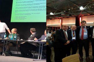 Δήμαρχοι και αυτοδιοικητικοί του Έβρου σε συνέδριο γερμανοελληνικής συνεργασίας στη Στουτγκάρδη