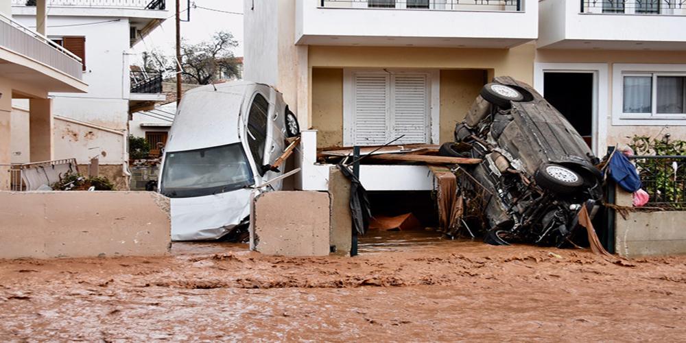 ΤΕΡΑΣΤΙΑ ΤΡΑΓΩΔΙΑ: Επτά νεκροί στο Θριάσιο από την βιβλική καταστροφή