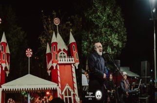 Άνοιξε από χθες τις πύλες του το Πάρκο των Χριστουγέννων στην Αλεξανδρούπολη