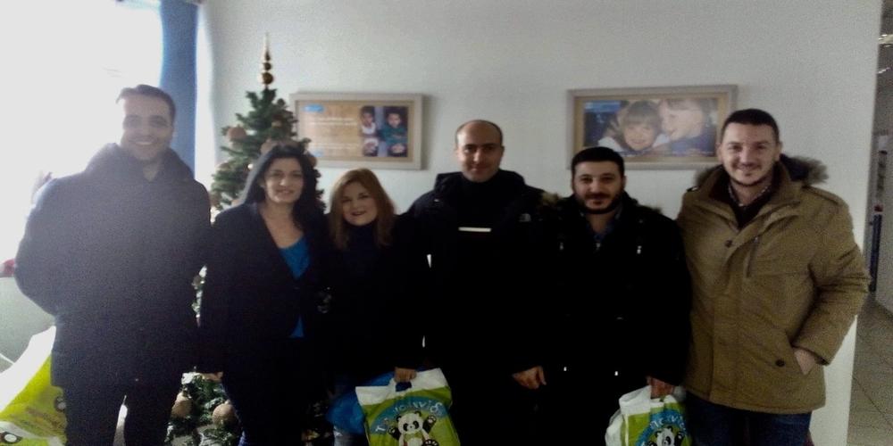 Επισκέψεις της ΟΝΝΕΔ στο Παιδικό Χωριό SOS Έβρου και την εκκλησία Αγίου Βασιλείου