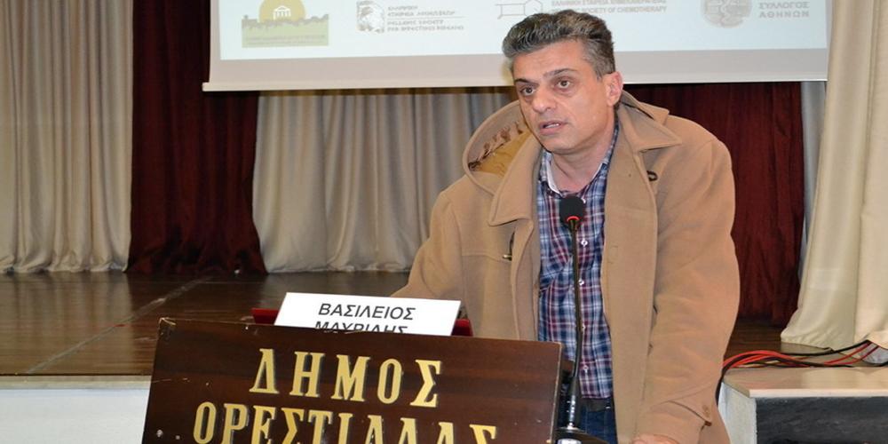 Μαυρίδης:« Ο δήμος Ορεστιάδας χάνει 600 χιλιάδες ευρώ παρά την αύξηση κρατικής χρηματοδότησης»