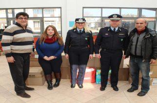 Αλεξανδρούπολη: Κοινωνική προσφορά της Ελληνικής Αστυνομίας στο πλαίσιο των εορτών