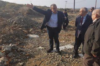 """Σαμοθράκη: Δυο μήνες μετά τη βιβλική καταστροφή, ο δήμαρχος """"ανακάλυψε"""" ότι δεν εγκρίθηκε η χρηματοδότηση των έργων"""