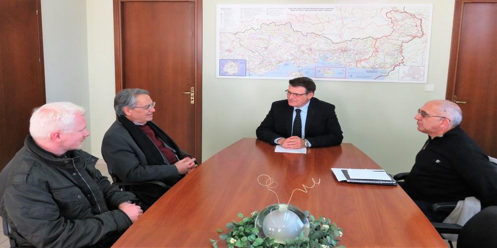 Λύση στα προβλήματα του Τελωνείου Κήπων ζήτησε ο Δ.Πέτροβιτς απ'το Υπουργείο Αγροτικής Ανάπτυξης