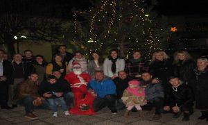 Παρουσία Πατσουρίδη άναψε το χριστουγεννιάτικο δέντρο στους Μεταξάδες Διδυμοτείχου (φωτορεπορτάζ)