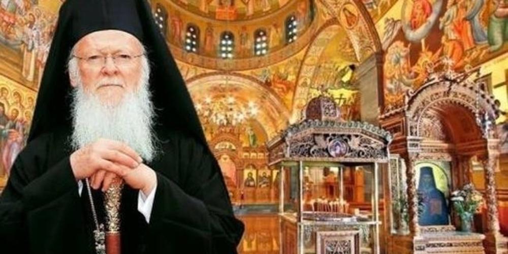 Οικουμενικός Πατριάρχης: Η Εκκλησία είναι αδύνατον να αγνοήσει τις απειλές κατά του ανθρωπίνου προσώπου