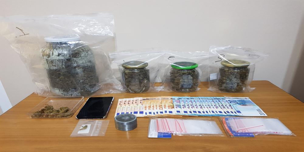 Αλεξανδρούπολη: Έλληνας και Γεωργιανή συνελήφθησαν με κιλά ναρκωτικών