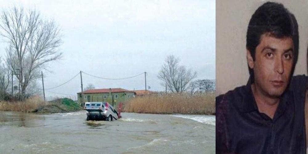 ΕΚΤΑΚΤΟ: Βρέθηκε το αυτοκίνητο του αγνοούμενου Γιάννη Αλμαζίδη παραχωμένο μέσα στις λάσπες. Όχι ακόμα ο ίδιος
