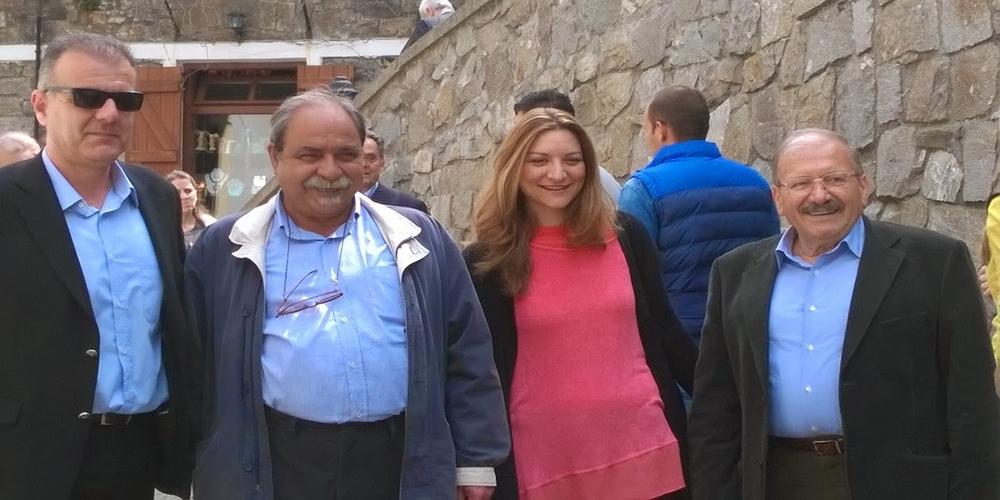 Απόντες οι βουλευτές Έβρου απ' τη συνάντηση με Τσίπρα, Τσακαλώτο για μειωμένο ΦΠΑ στη Σαμοθράκη