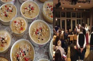 """Οι Θρακιώτες του Μονάχου αναβιώνουν το έθiμο της """"Βαρβάρας"""" και χορεύουν(video)"""