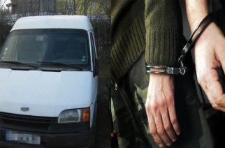 Τους συνέλαβαν στο Αρδάνιο, πριν προλάβουν να… φορτώσουν τους λαθρομετανάστες