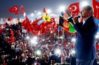 Οι Τούρκοι  ετοιμάζονται να φέρουν αύριο το πρωί χιλιάδες οπαδούς του Ερντογάν στην Κομοτηνή