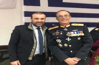 Υπάρχει εξήγηση για τις τελευταίες εμφανίσεις Χατζημιχαήλ με στρατιωτικούς