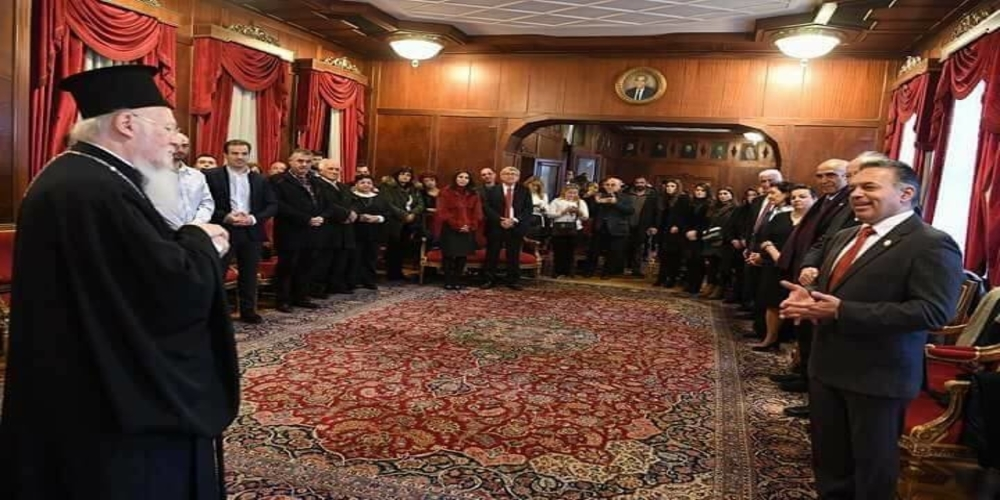 Οι Καππαδόκες βρέθηκαν στην Βασιλεύουσα Κωνσταντινούπολη. Εκδήλωση απόψε στην Καππαδοκική Εστία