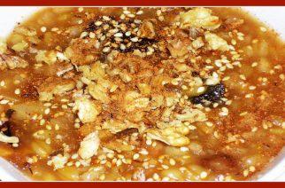 """Αυθεντική συνταγή για τη φημισμένη εβρίτικη """"βαρβάρα"""" από το Παλιούρι Διδυμοτείχου"""