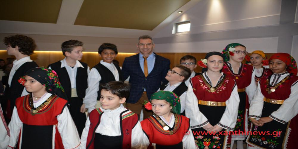 Ο ετήσιος χορός του Συλλόγου Εβριτών Ξάνθης(video+φωτό)