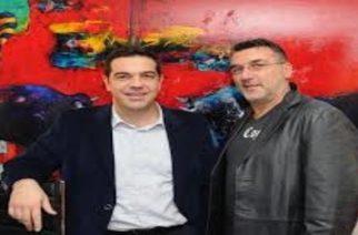 """Φίλος του Πρωθυπουργού ο δημιουργός του… γκρεμισμένου """"Phylax"""" και του γλυπτού της Αλεξανδρούπολης"""