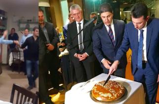 """Ο χορός του Αυγενάκη(video), παρουσίες και """"χτυπητές"""" απουσίες στην πίτα της ΝΟΔΕ Έβρου"""