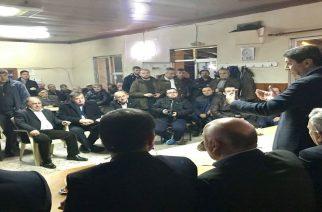 """Αυγενάκης στη Ροδόπη: """"Η μειονότητα χρειάζεται πραγματικές λύσεις. Μπορεί να ελπίζει στη Ν.Δ"""""""