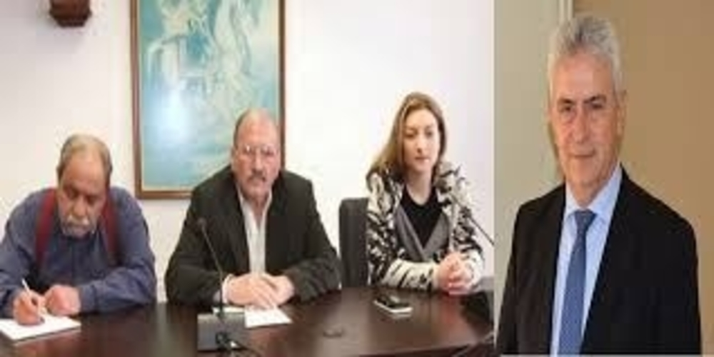 """Απάντηση Δημοσχάκη στους 3 βουλευτές του ΣΥΡΙΖΑ: """"Δεν είστε πλέον χρήσιμοι για τον Έβρο"""""""
