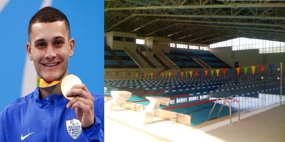"""Ονομασία σε Δημοτικό Κολυμβητήριο Αλεξανδρούπολης """"Δημοσθένης Μιχαλεντζάκης"""" αποφασίζει σήμερα το δημοτικό συμβούλιο"""