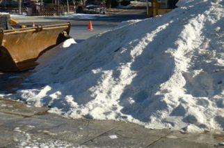 Άλλους 1.500 τόνους αλάτι αποφάσισε να προμηθευτεί η Περιφέρεια για τον Έβρο
