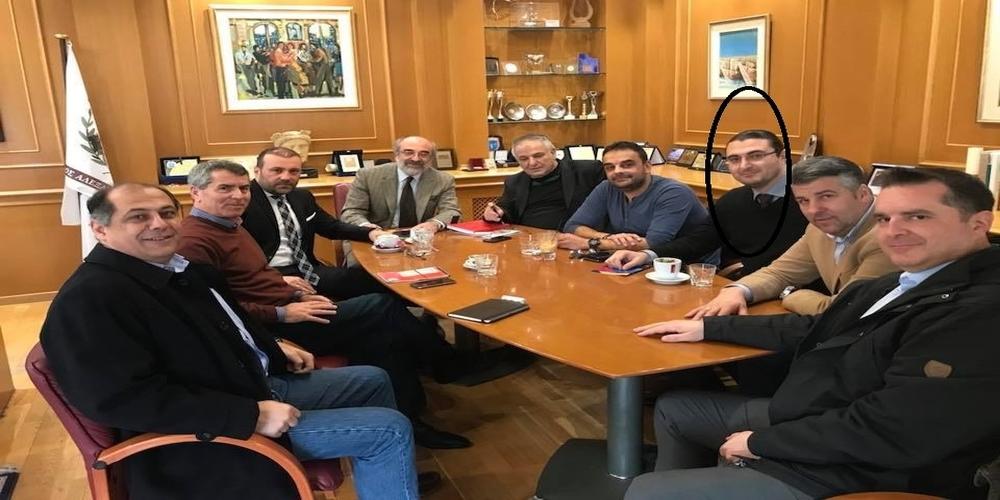 Ο Γκαμπαερίδης με ποιό θεσμικό ρόλο μετέχει στην Επιτροπή Τουρισμού του δήμου Αλεξανδρούπολης;
