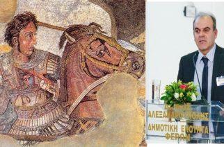 """Ξέσπασμα του Νίκου Γκότση για τη Μακεδονία: """"Το όνομα είναι πουλημένο και από πριν ξεπουλημένο"""""""
