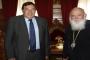 Φράγκος κατά Ιερώνυμου: Αν τολμάει να μιλήσει μπροστά στην εικόνα του Χριστόδουλου κατά του συλλαλητηρίου