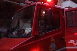 ΣΥΜΒΑΙΝΕΙ ΤΩΡΑ: Φωτιά ξέσπασε σε σπίτι στην Ορεστιάδα