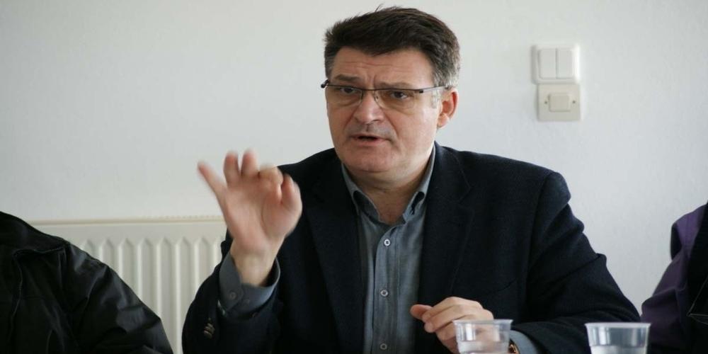 Η εισήγηση του Αντιπεριφερειάρχη Έβρου Δημήτρη Πέτροβιτς στη Βουλή για το δημογραφικό