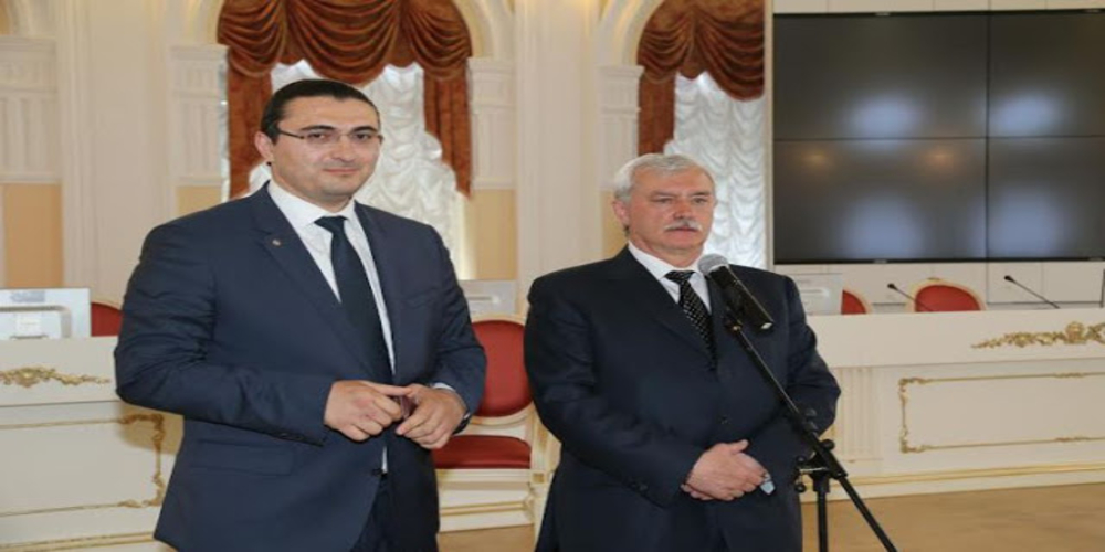 Καταγγελία στον εισαγγελέα για την στοχοποίηση μας απ' τον κ.Γκαμπαερίδη ότι σαμποτάρουμε την ελληνορωσική συνεργασία