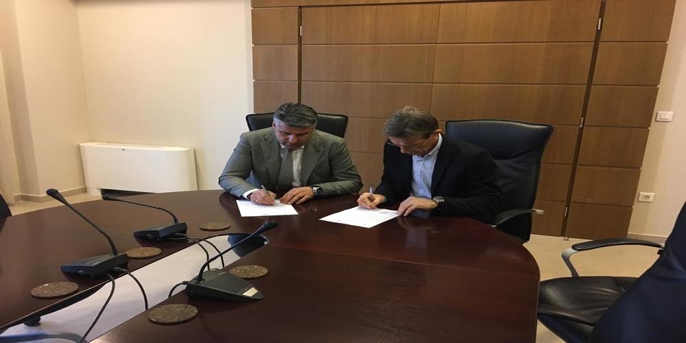 Σύμφωνο Συνεργασίας μεταξύ του Επιμελητηρίου Έβρου και της TECHNOPOLIS ICT PARK