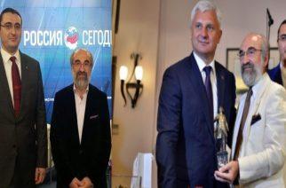 Αντιποίηση αρχής παραδέχεται ότι έκανε ο fake Επίτιμος Πρόξενος της Ρωσίας Κ.Γκαμπαερίδης