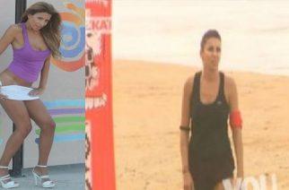 """""""Κλέβει την παράσταση"""" στο SURVIVOR 2 η εντυπωσιακή Εβρίτισσα τραγουδίστρια Ελένη Χατζίδου"""