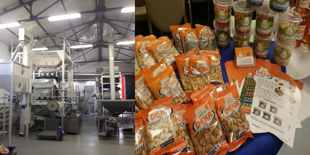 Σουφλί: Νέα γραμμή παραγωγής της DEKA NUTS της οικογένειας Δεληπούλιου