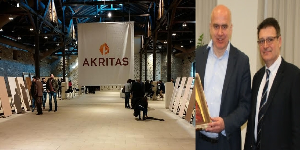 Επίσκεψη Μέτιου, Πέτροβιτς στην Βιομηχανία Ξύλου ΑΚΡΙΤΑΣ την Παρασκευή