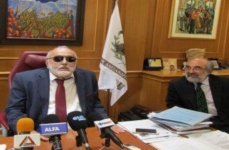 Απανωτές συναντήσεις Λαμπάκη στην Αθήνα, με Κουρουμπλή και Σκουρλέτη