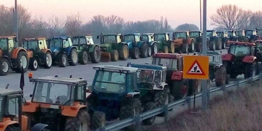 Με μπλόκο στις Καστανιές ξεκινούν 5 Φεβρουαρίου οι αγρότες του Έβρου