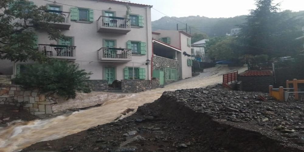 Ο εφιάλτης του Σεπτεμβρίου ξανάρχεται στην Σαμοθράκη; Έκτακτη ανακοίνωση του δήμου