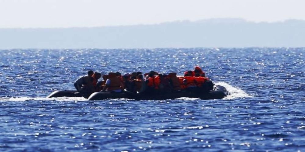 Άρχισαν τώρα να έρχονται και απ' την θάλασσα οι λαθρομετανάστες στον Έβρο